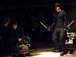 Daredevil's 'ninja' costume.