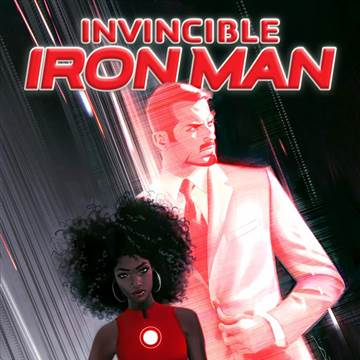 The newest Invincible Iron Man.